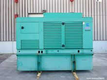 Used- Cummins 350 kW standby (3