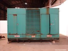 Used-Cummins 600 kW standby (54