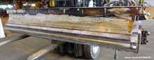 "Used- EDI Extrusion Dies 90"" Wi"