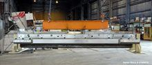 "Used- EDI Extrusion Dies 98"" Wi"
