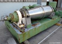 Used- Flottweg Z5L Solid Bowl H