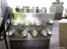 Used- Manton-Gaulin Homogenizer