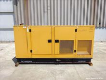 Used- Caterpillar Olympian 125