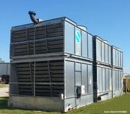Used- BAC 2-Cell Cooling Tower,