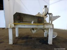 Used- Mikro Pulverizer Hammer M