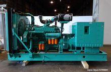 Used- Cummins 600 kW Standby (5