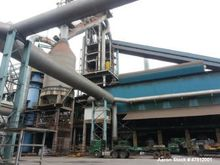 Used- Mini Blast Furnace Comple