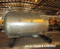 Unused- Tank, 2,150 Gallon. 304