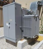 Unused- ABB 3 Phase Unit Substa