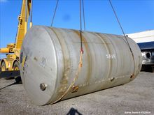 Used- Norwalk Fabricators Tank,