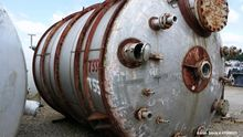 Used- Central Fabricators Tank,
