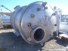 Used- Tank, Approximately 4,000
