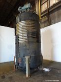 Used- Alloy Fab Reactor, 3,200