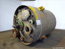 Used- Steel-Pro Reactor, Approx
