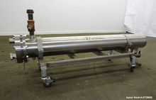 "Used-Enerquip Shell And Tube ""U"