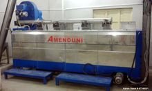 Used- Amenduni Olive Oil Line.