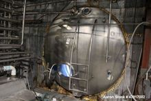 Used-6,400 Gallon Stainless Ste