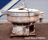 "Used- Sweco 60"" Vibro Energy Se"