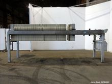 Used- Diagenex Filter Press, Mo