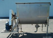 Used- 100 Cubic Foot, Stainless
