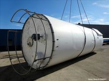 Used- Schuld Manufacturing Silo