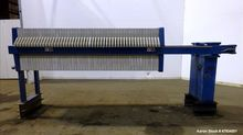Used- JWI J-Press Filter Press,