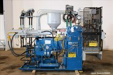 Used- Improved Blow Molder, Mod