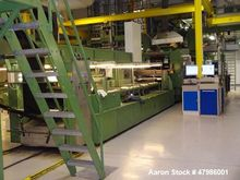 "Used- Welex Sheet 41"" Extrusion"