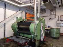 "Used- Buhler 16""x51"" (400mm x 1"