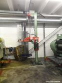 Used- Buhler Press-Out Unit, Re