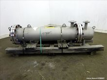 Used- API Basco Shell & Tube He