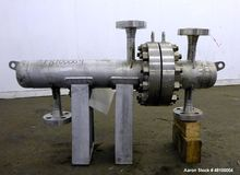 Used- ADM Stainless U Tube Shel