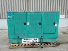 Used- Cummins 100 kW standby (9