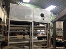 Used- Aeroglide Belt Dryer, Dou
