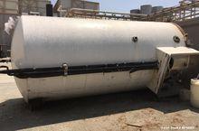Used- DCI Diary Tank, 6,000 Gal