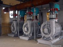 Used- HSI Air Multistage Centri