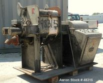 Used- AMK Mixer/Extruder, Type