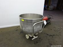 Used- Stainless Spiral Mixer Bo