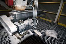 Used- Kaman Screw Conveyor, Car