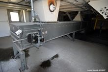 Used- KWS Drag Conveyor, Model