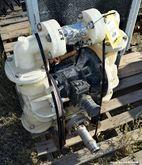 Used-Warren Rupp Sandpiper pump