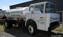 Used- Ford 760 Tanker Truck. VI