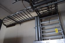 Used-Lot of Cable tray. Approxi