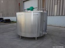 Used- Walker Stainless Mix Tank