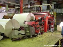 Used- Ahlstrom Slitter Rewinder
