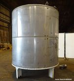 Used- Hicks Tank, 3,000 Gallon,