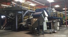 Used- Complete Plastics Line to