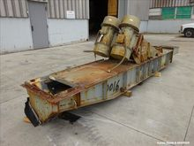 Used- Vibratory Conveyor, Carbo