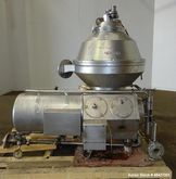 Used- Alfa Laval PX-80-VGV-14CH