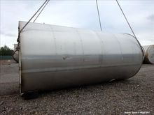 Used- Schick Tank, 8,000 Gallon